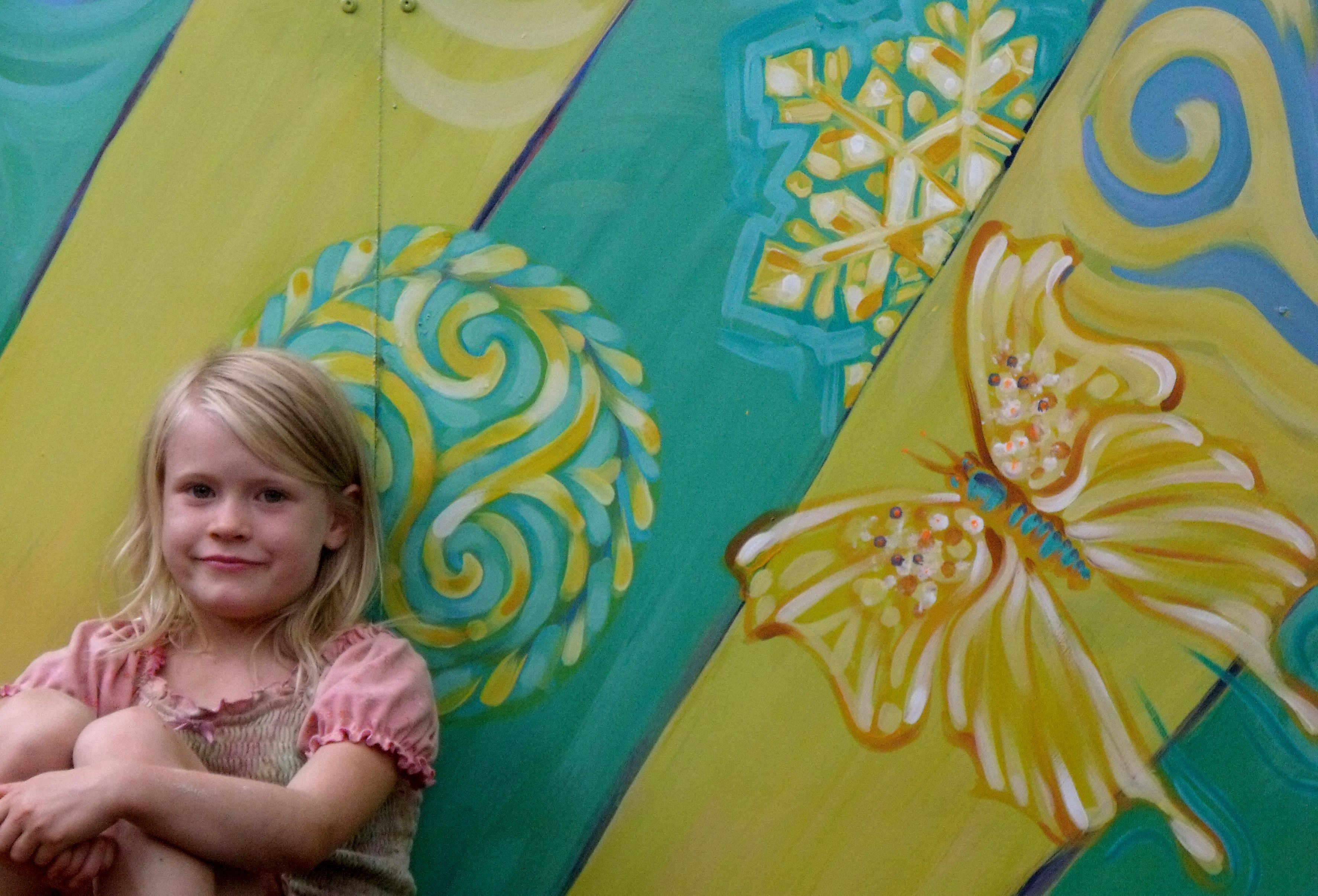 Murals artist and wall paintings in toronto on maureen for Children s mural