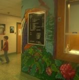 the foyer of Erinville PS