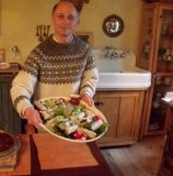 Wyldwood Sojourn RetreatWS official Chef. dedicated to theme food as well as vegan & veggie cuisine.